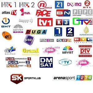 IPTV ✔ - GLEDAJTE ŠIROM SVIJETA,TELEVIZIJA ZA VAS ! -