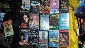 Prodajem VIDEO KASETE 50 KOM(pod detaljno)POLOVNO