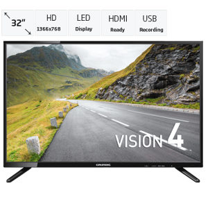 "Grundig 32"" HD Ready LED TV 32 MLE 4820 BN"