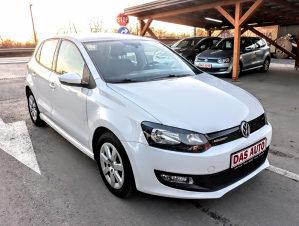 VW POLO 1.2 TDI, 55 KW, BLUEMOTION 2013 GODINA