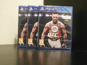 UFC 3 (PS4 / Playstation 4)