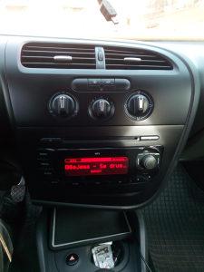 Radio CD Mp3 + blenda SEAT Leon 2005-12 , Ibiza 2010