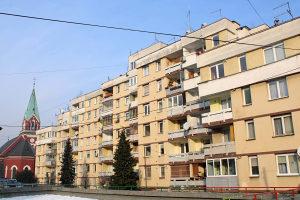 Četverosoban stan - Stari grad - Franjevačka - 81 m2