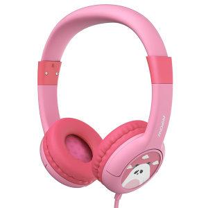 Mpow CH1 PINK aux slušalice za djecu, zaštita sluha