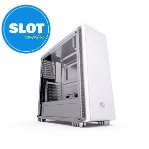 Kućište-Tower Thermaltake Case T5 White Gaming