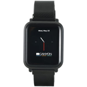 "Smart watch, 1.22"" iOS/android/Black"