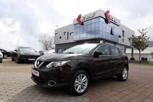 Nissan Qashqai 1.6 DCI Xtronic Acenta Business Edition