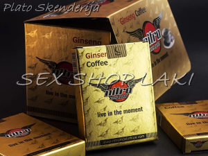 Afrodizijak za oba pola Ginseng kafa 20 g