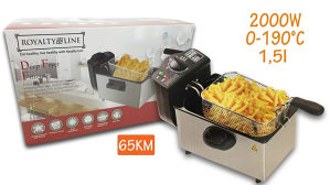 Elektricna friteza duboka friteza friteza za pomfrit