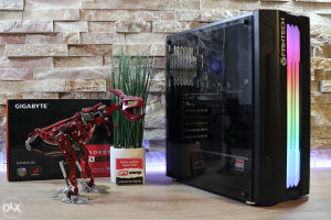 GAMING RAČUNAR TOP I5 3470 AMD RX 580 4GB