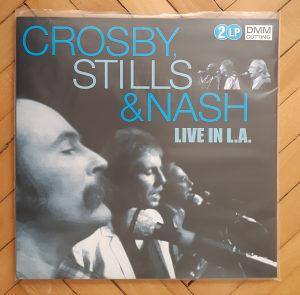 Crosby, Stills & Nash – Live In L.A