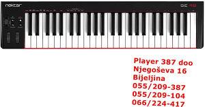 MIDI KLAVIJATURE: NEKTAR SE 49