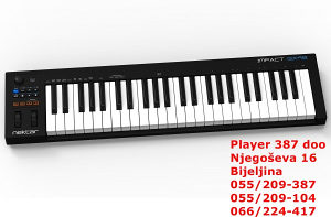 MIDI KLAVIJATURE: NEKTAR GX 49 odmah na stanju!!!