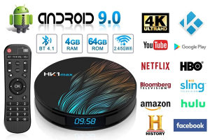 Smart tv box android box 4gb android boks KODI PLAYER
