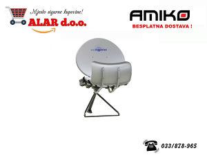 Antena satelitska Toroidal 90cm sa dvije antene T90