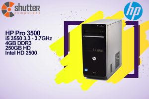 HP Pro 3500 - i5 3Gen
