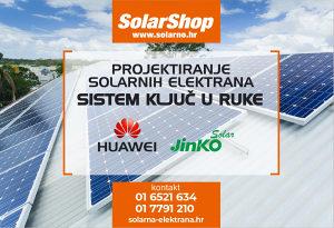 JINKO 460W Tiger solarne elektrane solarni paneli