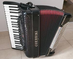 Harmonika Guerrini 2+2
