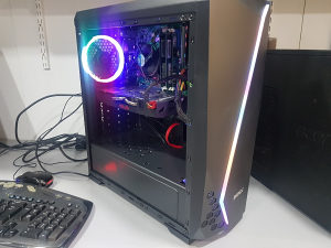 Everest RGB i5-3450 8GB DDR3 RX470 8GB GDDR5
