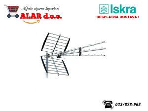 Antena Loga 47 elementa Al dužina 1285mm P-47N TRIPLEX