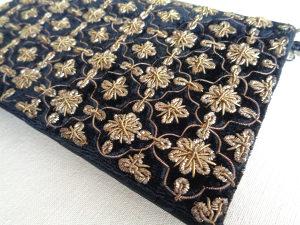 Stara torbica - zlatovez - damska tašnica