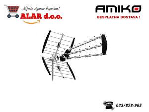 Antena 27 elementa Alu 15.5db LTE filter AHD 344 LTE