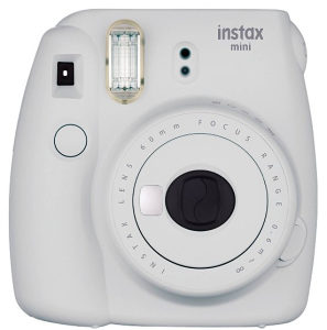 FOTOAPARAT POLAROID FUJIFILM INSTAX MINI 9 SMOKY WHITE