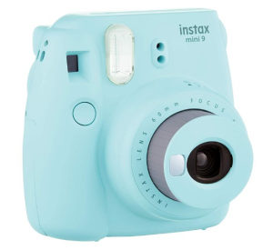 FOTOAPARAT POLAROID FUJIFILM INSTAX MINI 9 ICE BLUE