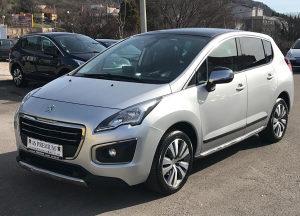 Peugeot 3008 ALLURE  1.6 HDI AUTOMATIK,PANORAMA