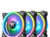 Cooler za kuciste Thermaltake Riing Trio 12 RGB