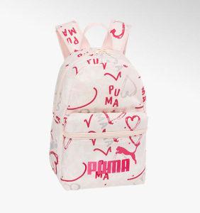 PUMA Ženski ruksak torba roza pink