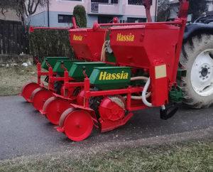 Pneumatska sijačica za kukuruz Hassia