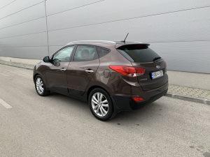 Hyundai ix35 2.0 CRDi 4WD 4x4 Automatik Djip Terenac