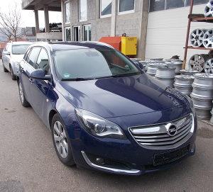 Opel Insignia 2.0cdti 14/16-dijelovi limarije i mehanike