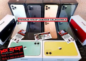 Iphone 11,PRO i MAX 64gb/256gb/512gb *Novo*Sve boje*