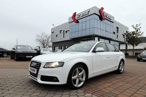 Audi A4 2.0 TDI Sportpaket EXCLUSIVE