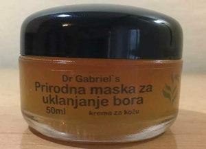 Prirodna maska za uklanjanje bora