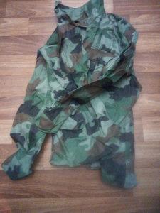 Košulja vojna, M-85