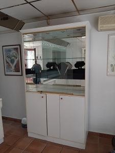 Zlatarska oprema/izlog,vitrina,pult