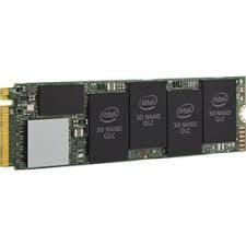 INTEL 512GB 660P M.2 PCIe M.2 2280