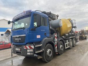 Man 41 440 Cifa 28m pumpa za beton