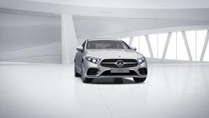 Mercedes-Benz CLS 350 d 4MATIC Coupe