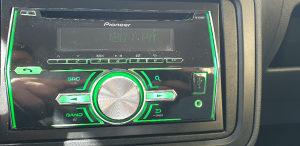 Auto radio Pioneer auto CD USB