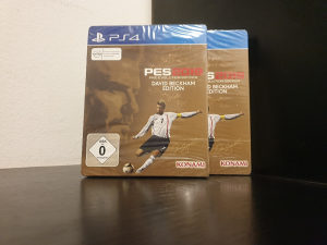 PES 2019 Steelbook Edition (PS4 / Playstation 4)
