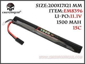 EmersonGear Airsoft Baterija LiIon 11,1V 1500mAh