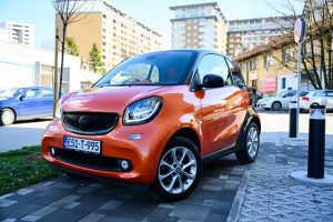 Smart ForTwo Coupe W453 Passion