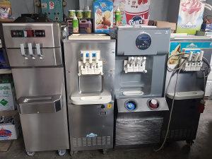 Aparati i masine za soft sladoled Carpigiani