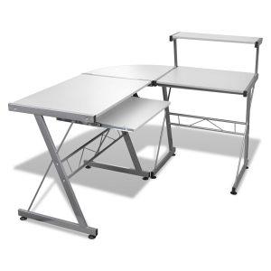 Uredski stol za računalo sa policom za tipkovnicu - Bij