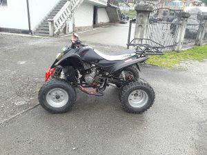 ATV Quad cetverotockas shineraj 250 ccm registrovan