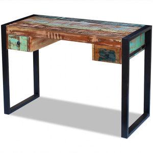 Stol od Masivnog Recikliranog Drveta